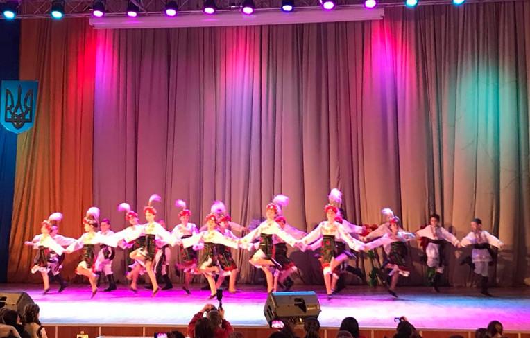 Танцювальні колективи