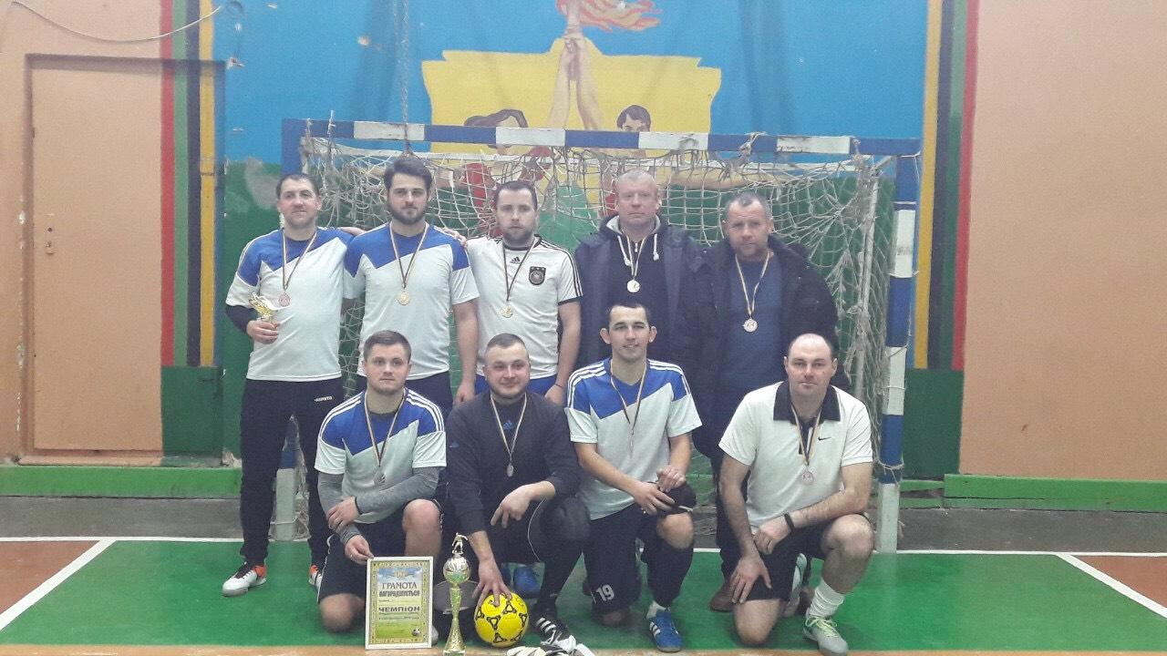 Фінал чемпіонату району з футзалу