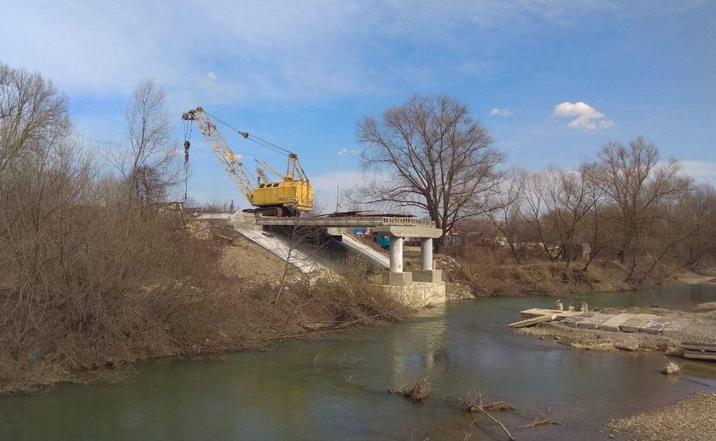Міст на Клинівській