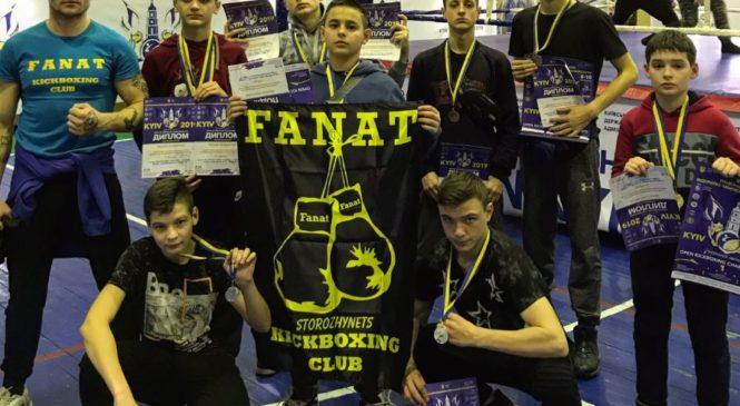 Троє Сторожинецьких кікбоксерів стали Чемпіонами України
