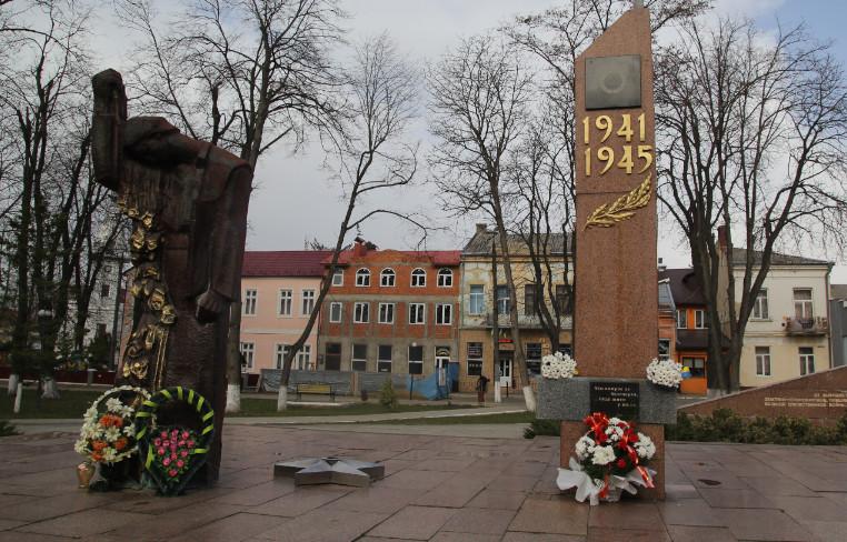 75-річчя з Дня звільнення Сторожинця