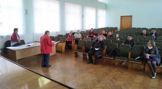 ОВК №202 сформувала дільничні комісії для повторного голосування на виборах Президента України