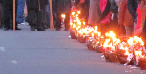 Рятувальники закликають дотримуватися пожежної безпеки під час святкування Великодніх свят