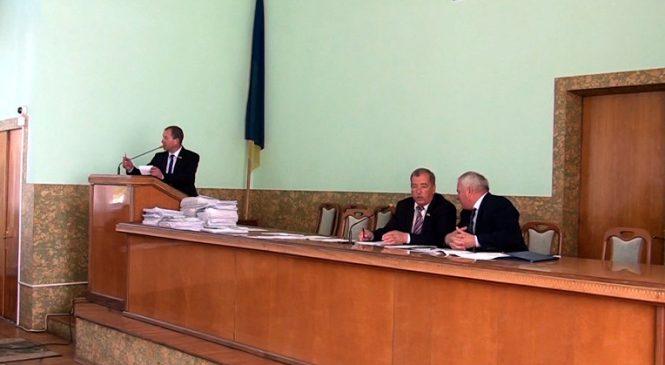 ХХХ сесія VII скликання Сторожинецької міської ради