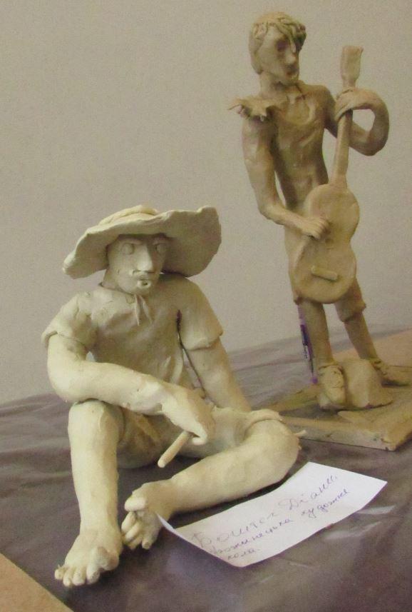 Конкурс скульптури