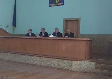 ХХІХ позачергова сесія Сторожинецької міської ради VII скликання