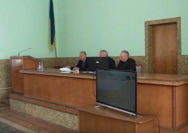 Позачергова XXVIII сесія VII скликання Сторожинецької районної ради