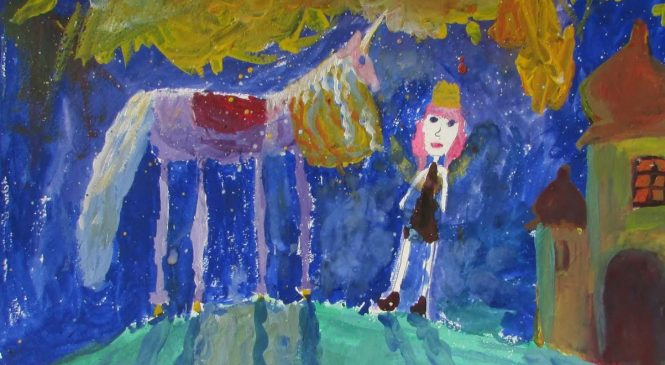 """Учні Сторожинецької художньої школи стали лауреатами Міжнародного конкурсу малюнка """"Ілюстрація до народної казки"""""""