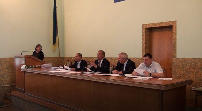 ХХХІ позачергова сесія Сторожинецької міської ради