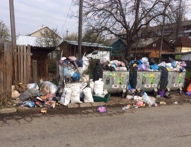 Боржники за сміття