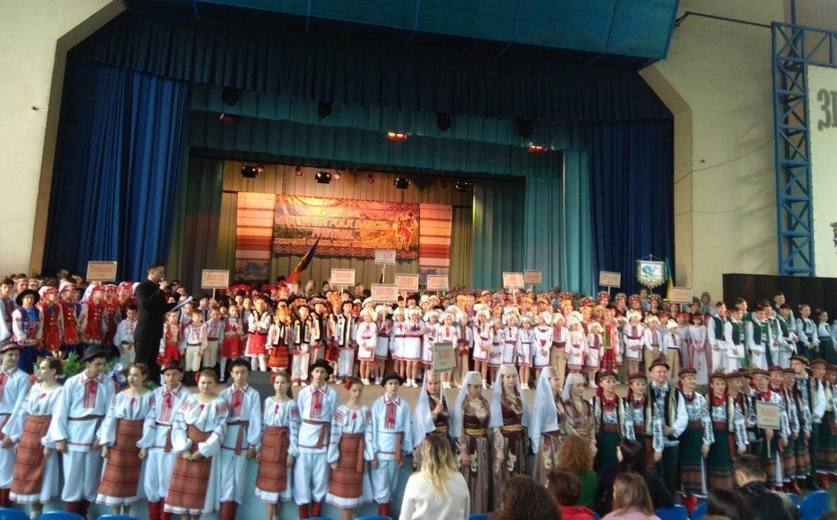 Фестиваль народного танцю