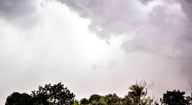 Увага! Очікуються сильні дощі та посилення швидкості вітру