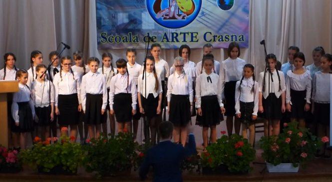 У Красноїльську відбувся звітний концерт Школи мистецтв