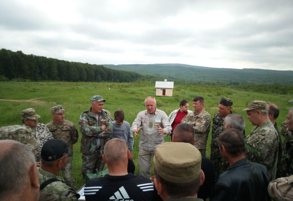 Сторожинецький батальйон територіальної оборони