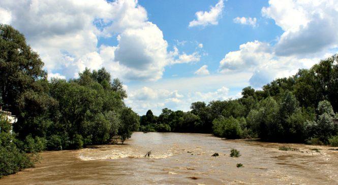 Увага! Можливе підняття рівня води на річках басейну Прута і Сірету