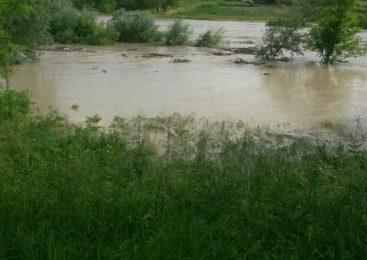 Через сильну зливу затопило Великий Кучурів