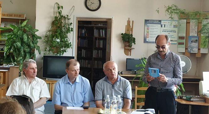 """У Сторожинці відбулася презентація збірки віршів-присвят Віталію Колодію """"Літургія поетові"""""""