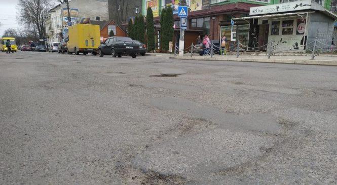11 червня у Сторожинці буде обмежено рух центром міста через дорожні роботи