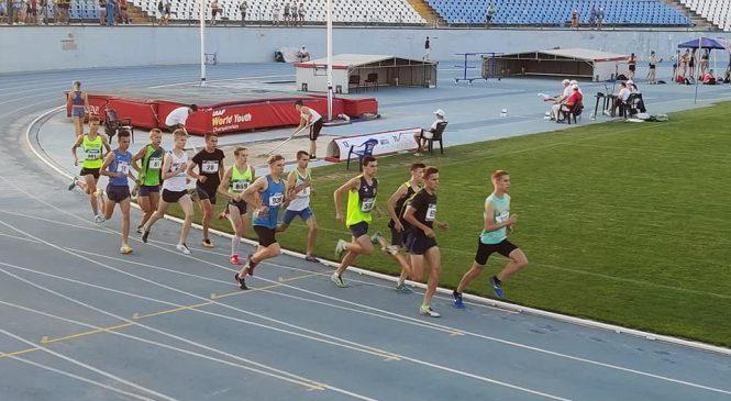 Сторожинецькі легкоатлети показали гарні результати на Чемпіонатах України