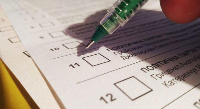 Голосування закінчилося. Явка по 202 округу – 41,2%, по Сторожинецькому району рекордно низька – 32,4%