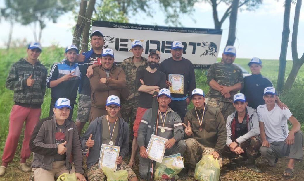 Змагання з риболовлі