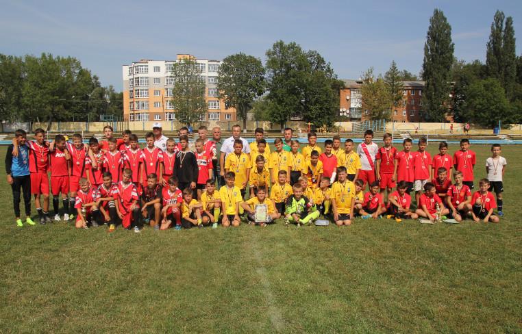 Футбольні змагання