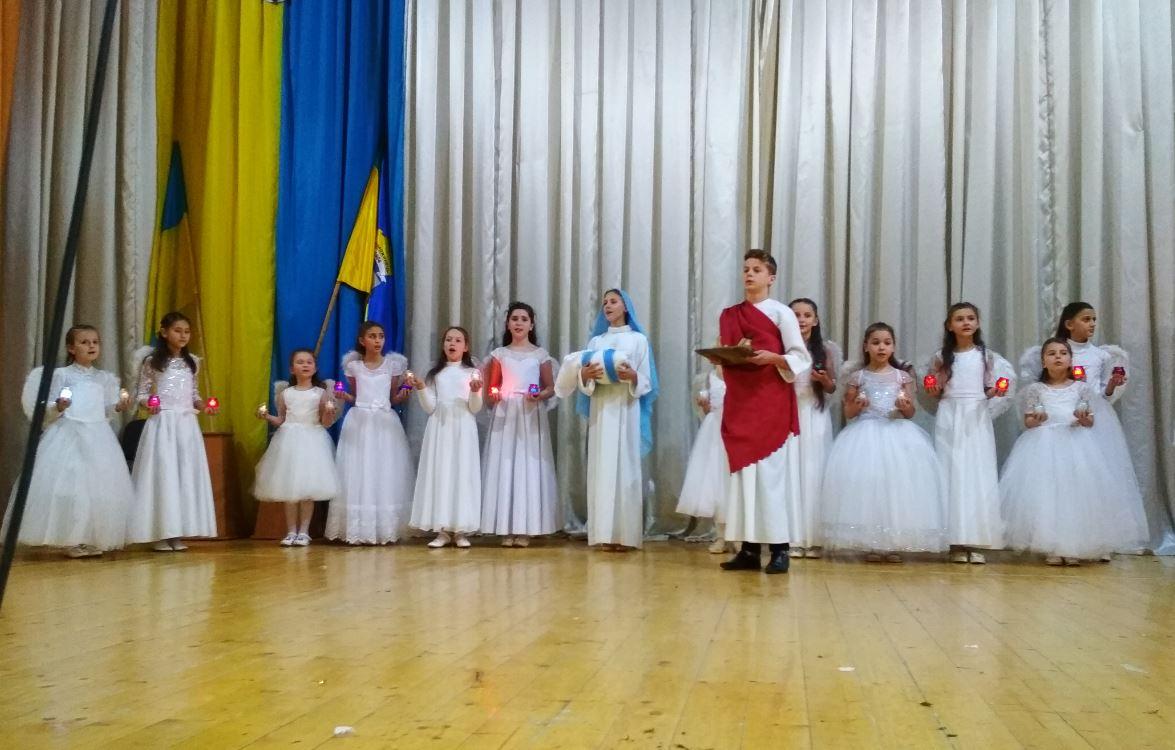 """Районний етап фестивалю """"Чисті роси"""""""