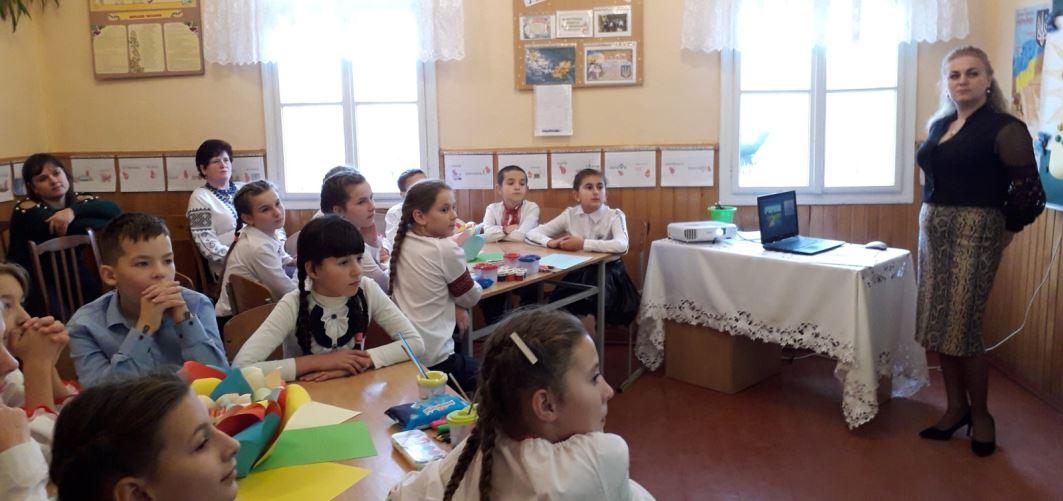 Методоб'єднання у Нових Бросківцях