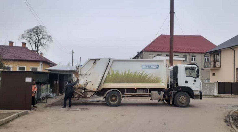 Поводження зі сміттям