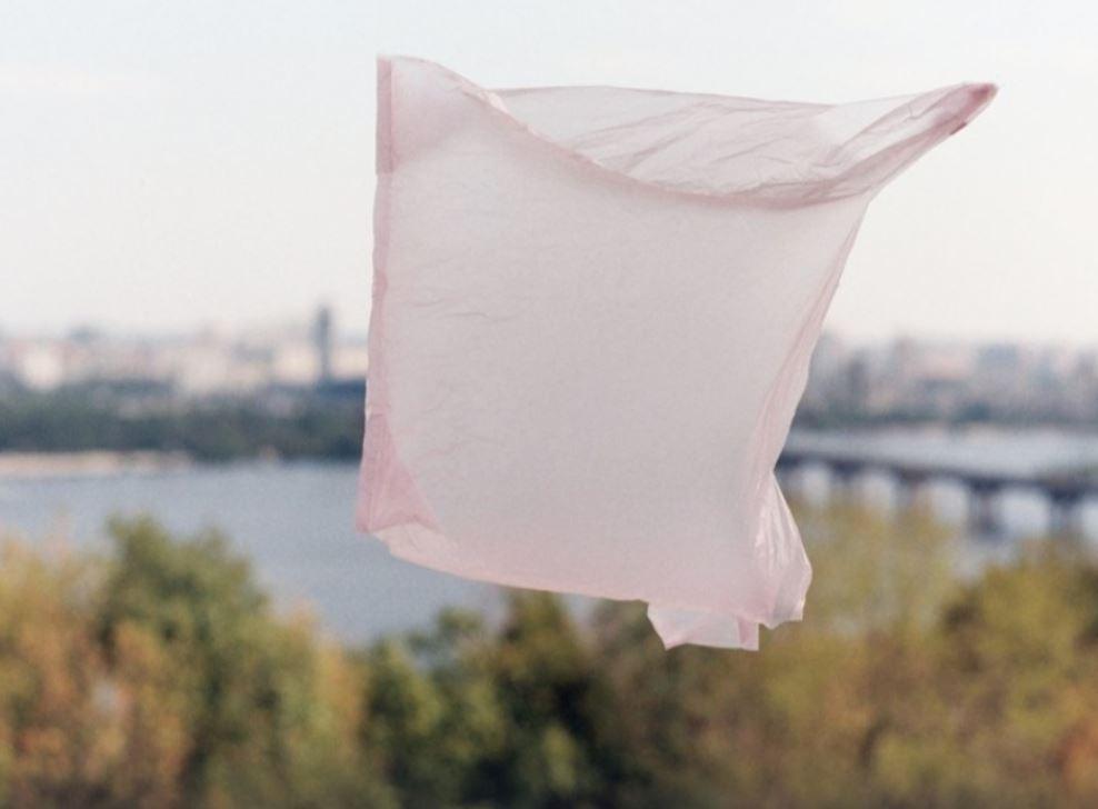 Заміна поліетиленових пакетів
